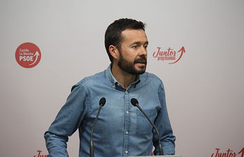 José Luis Escudero, diputado regional PSOE.