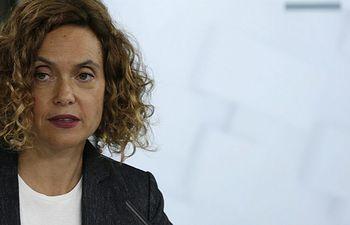 Meritxell Batet, ministra de Política Territorial y Función Pública.