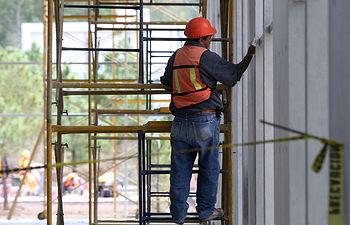 Trabajador - Construcción.