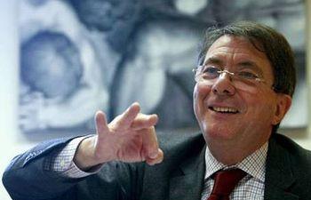Gerard Mortier, director artístico del Teatro Real de Madrid. Foto: EFE.