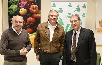 Cañizares se reúne con ASAJA Ciudad Real