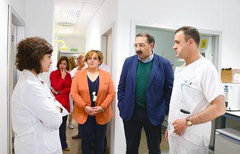 Gerencia de Atención Integrada de Tomelloso integra un laboratorio de Investigación biomédica en su actividad científica
