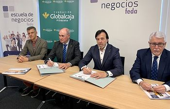 Convenio FEDA-Fundación Globalcaja.