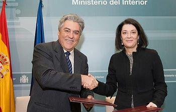 Racismo y xenofobia. Foto: Ministerio del Interior.