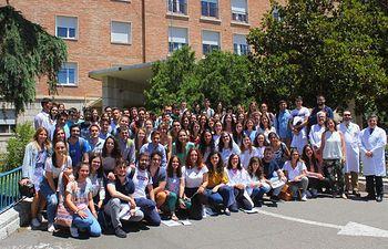 Castilla-La Mancha refuerza su capacidad docente para la formación sanitaria especializada con la acreditación de 59 nuevas plazas.