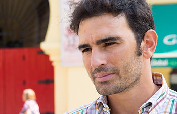 Sergio Serrano, torero