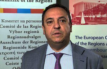 Cruz Fernández Mariscal, Director General de Relaciones Institucionales y Asuntos Europeos.
