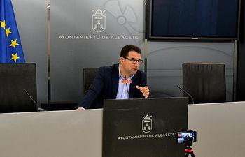 Modesto Belinchón.