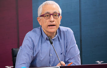 Manuel Lozano, director del Grupo Multimedia de Comunicación La Cerca
