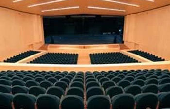 Teatro Auditorio Buero Vallejo en Guadalajara.