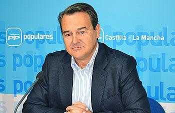 Agustín Conde. Foto de archivo.