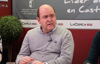 Braulio Carlés, coordinador regional de ACCEM
