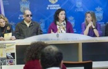 Verónica Renales presenta la I Semana de Sensibilización sobre la Discapacidad