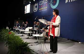 Cumbre del Clima #COP25