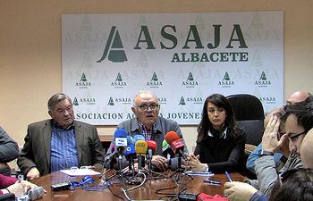 """ASAJA saldrá a la calle el 6 de abril en Castilla-La Mancha por el """"malestar"""" de los profesionales del campo"""