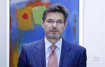 El ministro de Justicia, Rafael Catalá. Foto: Pool Moncloa / Acceso libre.