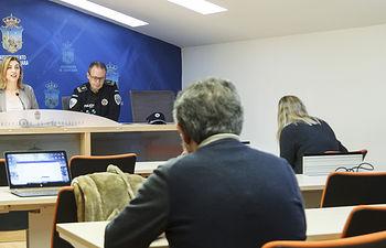Presentación Memoria de la Policía Local 2017