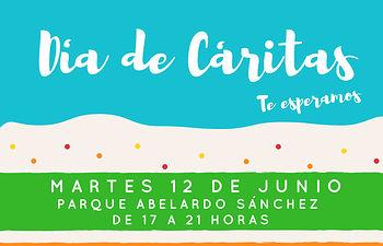 Día de Cáritas 12 junio.