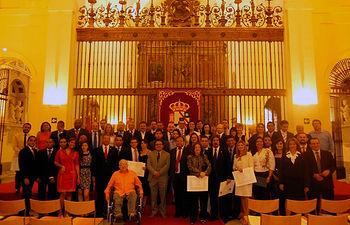 Participantes en la edición anterior del curso de especialista, celebrada en 2013.