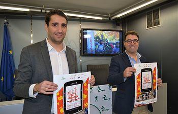 Presentación VIII edición de la BTT 'Ciudad de Albacete'.