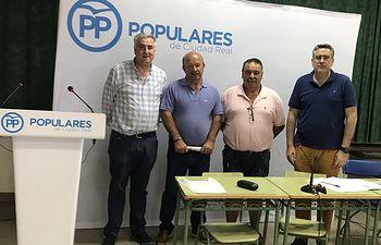 El PP de Fuencaliente elige a Antonio Blanco como presidente local