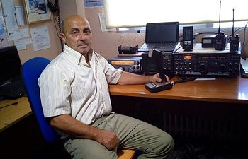El coordinador provincial REMER, Justo Chaparro Oliver.
