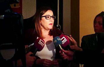 María Díaz, diputada Podemos CLM.