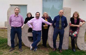 Junta Directiva Asociación de Peluquería de Albacete.