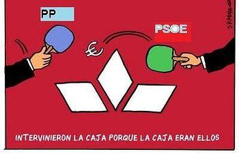 ¿Qué hay detrás de la quiebra de CCM y del silencio del PP/PSOE?