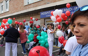 Día Nacional del niño Hospitalizado. Foto: JCCM.