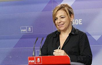 Elena Valenciano (foto de archivo)