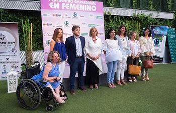 """I Encuentro Empresarial \""""En Femenino\"""" de AMEPAP"""
