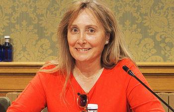 María Jesús Amores, portavoz C's Cuenca.