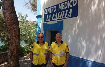 El Consultorio Médico 'La Casilla', ubicado en Las Lagunas de Ruidera, abre sus puertas hasta el próximo 2 de septiembre. Foto: JCCM.