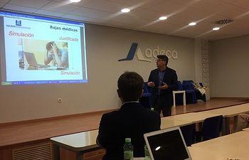 Oscar Pérez, psicólogo de Volmae Organizaciones.