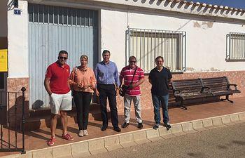 Se pone en marcha la remodelación de un nuevo espacio para el centro sociocultural de la pedanía de Casa de las Monjas.