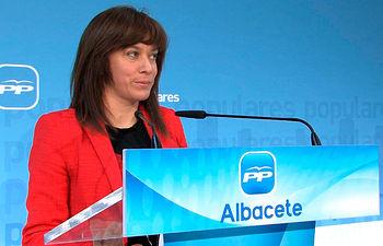 Irene Moreno, diputada nacional del PP por Albacete