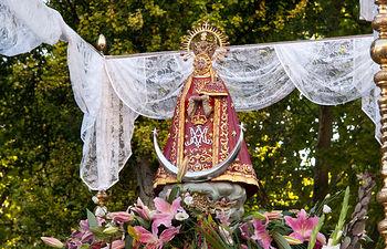Virgen de los Llanos.