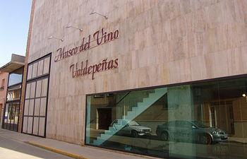 Museo del Vino de Valdepeñas.