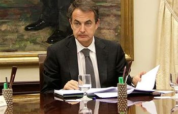 José Luis Rodríguez Zapatero. Foto: Moncloa