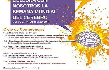 Semana Mundial Cerebro 2014. Foto: JCCM.