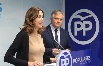 Rosa Romero y Francisco Cañizares.