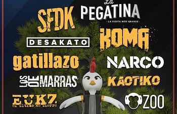Avance cartel Alterna Festival 2019.