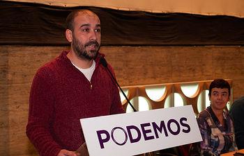 Alfonso Moratalla, Secretario General de Podemos Albacete