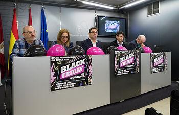 Presentación del Black Friday del Comercio de Albacete. Foto: Manuel Lozano García / La Cerca