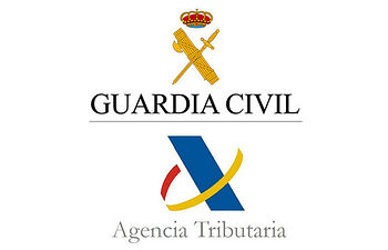 Guardia Civil Agencia Tributaria. Foto: Ministerio del Interior