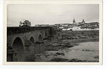 El Puente del Arzobispo 1965