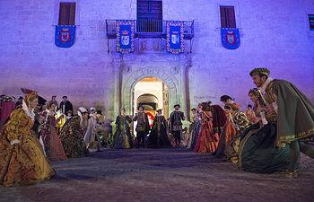 Pastrana ensalza la figura de Ruy Gómez de Silva en el Festival Ducal