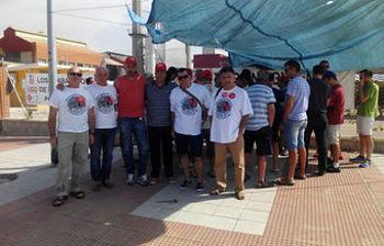 Los 8 de Airbus se solidarizan con los trabajadores en huelga de Isover