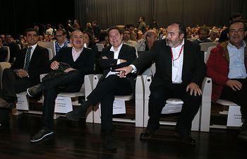 Inauguración del VII Congreso regional de UGT. Foto: Ignacio López//JCCM)